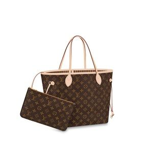 Authentic Louis Vuitton Monogram PM Neverfull